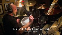 Drum Cover - Now You've Got Something To Die For by Lamb of God