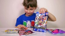 JOUET Playmobil, Mega Bloks Power Rangers, Moi Moche et Méchant, Littlest Pet Shop   Unboxing Toys