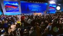 Rússia: Putin defende política de olho por olho em relação aos Estados Unidos
