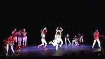 Gym Crew Challenge Performance - Missy Elliott Mix choreography by Tricia Miranda