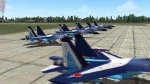 Virtual Festival of Aerobatic Teams 2009 Promo