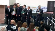 Awards Ceremony: Letter of Recognition from Canadian Member of Parliament