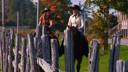 Autumn Horse Riding in Saint-Fabien, Quebec