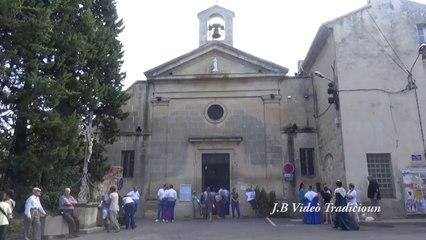 Carreto Ramado - Sant-Estève-dóu-Grés - Lou 9 d'avoust de 2015