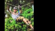 Canopy Tour (zip line) La Fortuna Costa Rica