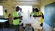 Elecciones en Haití empañadas por incidentes