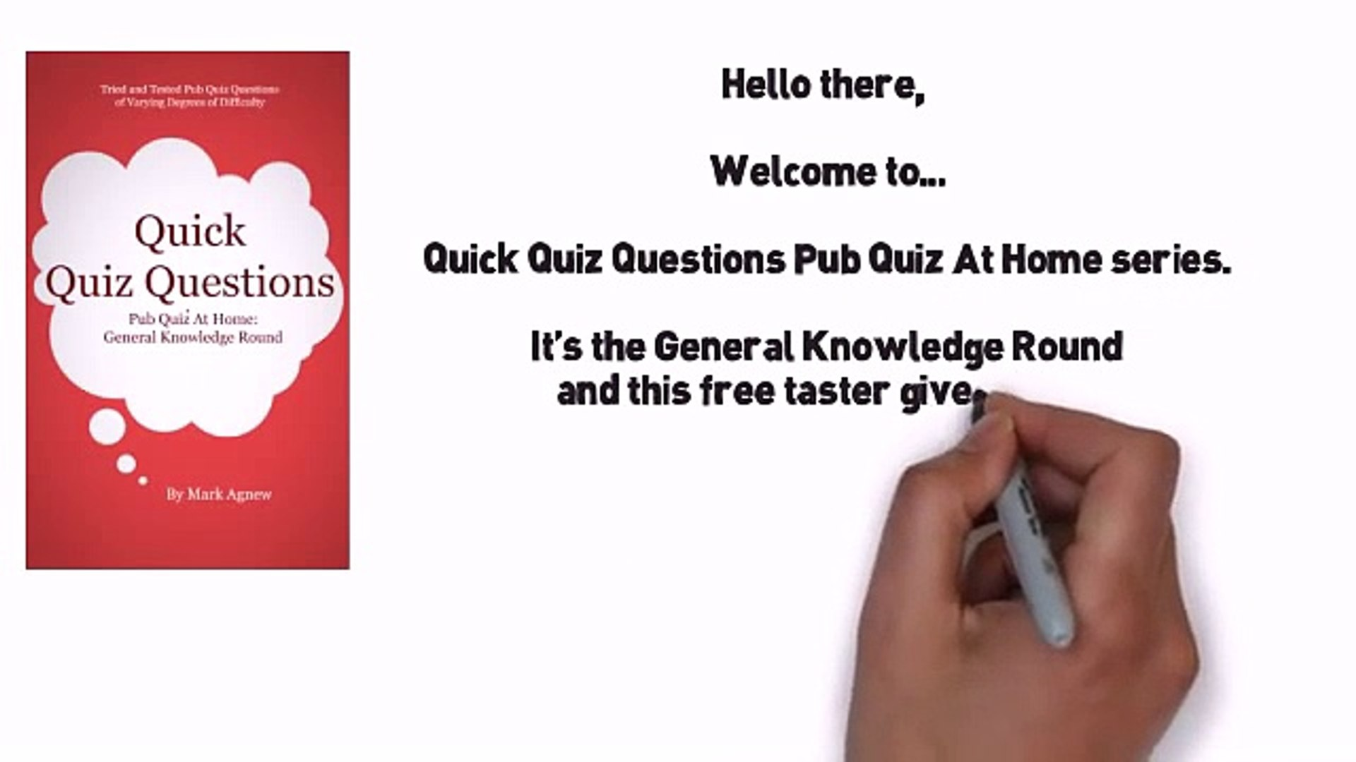 General Knowledge Quiz Questions and Answers - General Knowledge Quiz Books