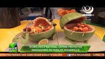 Tecnológico Nacional expone proyectos innovadores en Feria de Desarrollo