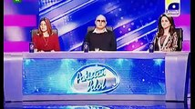 Pakistan idol Episode 22 by geo Entertainment - 16th February 2014 - part 2