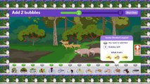 Plum Landing Jungle Jeopardy Cartoon Animation PBS Kids Game Play Walkthrough