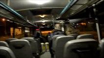 Karosa C 934E #1045: jízda