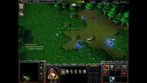 Warcraft 3 RoC Speedrun: Human (4) [00:51] by MicroElf