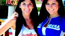 HOT HOOTER GIRLS LOVE HOOTERS BLOOPERS FUNNY PRANK !