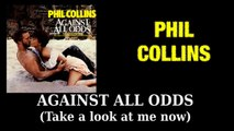 Phil Collins - Against all odds (HD 16:9)