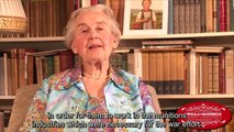 Ursula Haverbeck on The Greatest Problem of Our Time w/ Permanent Subtitles