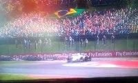 F1 2015 Hungary 5 Laps-great battle
