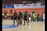 España - Portugal Mundial de Fútbol Sala Femenino de Alcobendas y Torrejón de Ardoz (3-4)