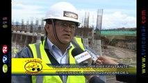 Construcción del nuevo estadio de Otavalo finalizará en febrero 2014. (Noticias Ecuador)