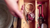 Meesterlijk Design & ambacht Dit is Meesterlijk korte film nr 4 De rietvlechter
