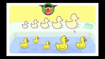 Play With Me Sesame Duckie In A Row Cartoon Animation Sprout PBS Kids Game Play Walkthroug