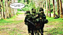 OCS Infantry Officer Cadet Course 87/12 Commissioning Video