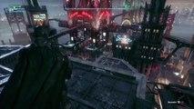 Petite promenade dans les rues de Gotham City dans Batman : Arkham Knight