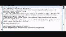 Free Sneak Peak Google Email Extractor Tool [ Extract Yahoo, Gmail, Hotmail, Msn Emails]