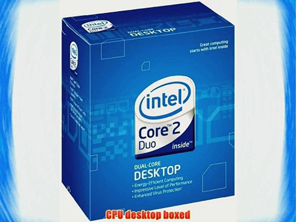 Intel Core 2 Duo E8600 Processor 3.33GHz 6MB 1333MHz Socket775 CPU