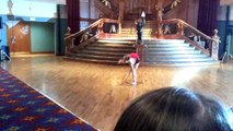 "Mackenzie Ziegler performing ""boom boom"" at aldc meet and greet in Ireland 2015"