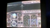 mr jrms flight simulator 2002 bay area night landing