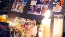 Malaysian community in NYC mourns for MH17 victims