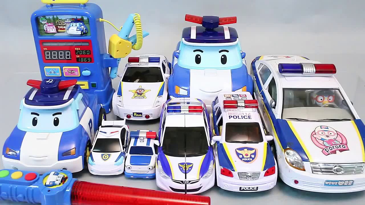Police cars | Cars Games