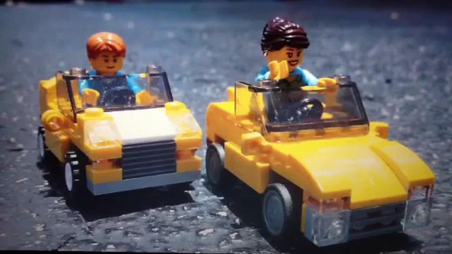 Lego Travel Music- road trip travel