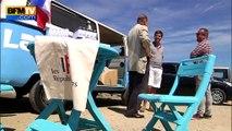"""Pour viser Hollande, les Jeunes Républicains vendent des préservatifs """"Merci pour ce moment"""" sur les plages"""