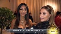 Verona Pooth und Sophia Thomalla im Interview - GOLDENE KAMERA 2013