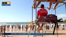 Gironde: de puissantes vagues augmentent le risque de noyades