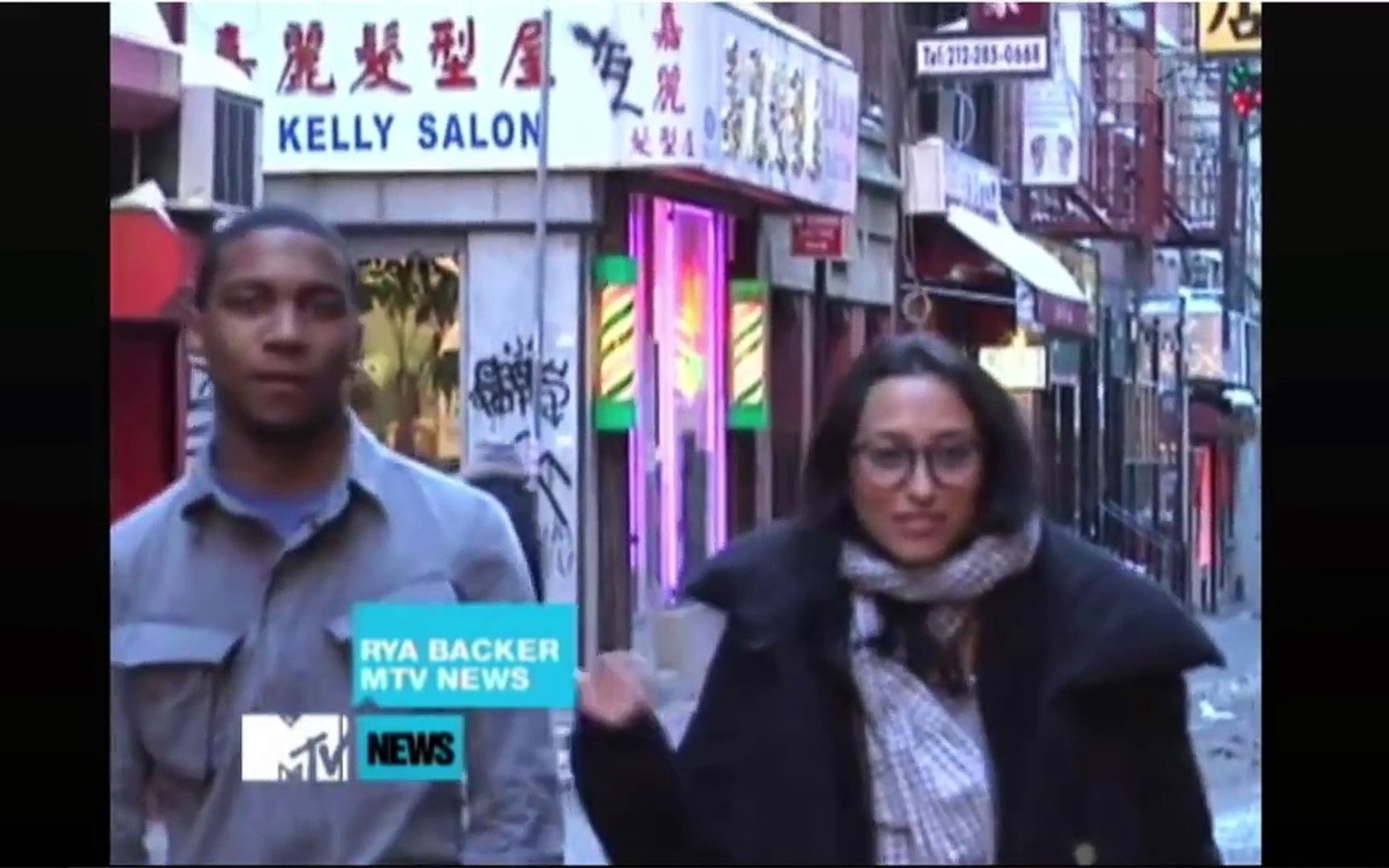 First Date with MTV - Lil B