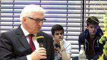 Weimarer Dreieck: Mit voller Kraft für Europa