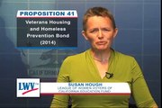 Proposition 41 - Veterans Housing and Homeless Prevention Bond