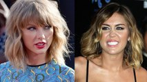 Taylor Swift On Miley Cyrus Diss: She's 'JEALOUS'