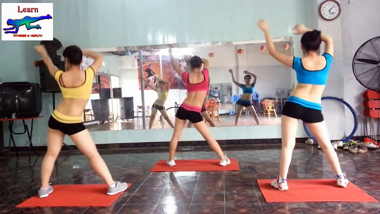 Aerobic Exercise At Home – 10 minutes of aerobic exercise for weight loss