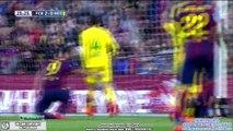 Barcelona vs Getafe 6-0 2015 Goals