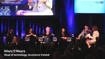 'Let's Get Digital': Accenture Ireland's IWD panel discussion