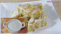 Banh Chuoi Hap - Steamed Banana Cake