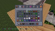 Minecraft: lets build small luxury house part 1