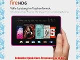 Fire HD 6 152 cm (6 Zoll) HD-Display WLAN 16 GB  (Magenta) - mit Spezialangeboten