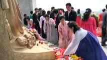 North Korea celebrates 70th anniversary of Soviet victory in World War II