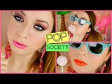 POP SOCIETY by NEVE COSMETICS | Swatches & Make-up