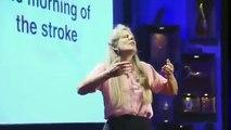 TED RUS x Джилл Болт Тейлор: Удивительный удар прозрения   Jill Bolte Taylor: My stroke of insight