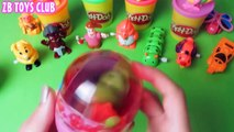 Kinder Surprise Eggs Play Doh Peppa Pig Mickey Mouse Kinder Surprise Channel